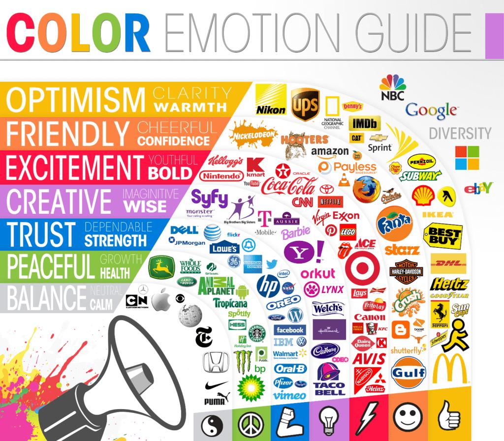 couleurs et logos
