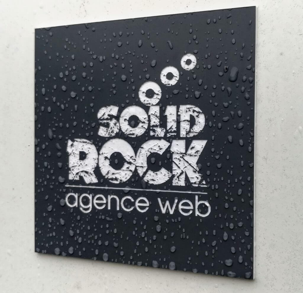 solid rock agence web