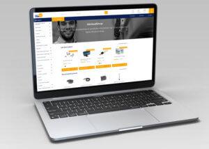 site e-commerce outdoor