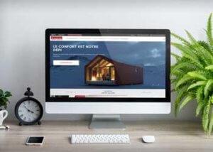 site web marque